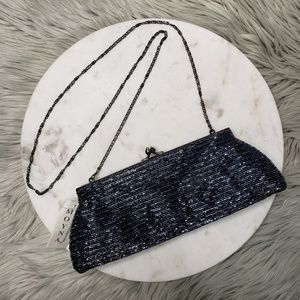 Moyna NWT Beaded Clutch